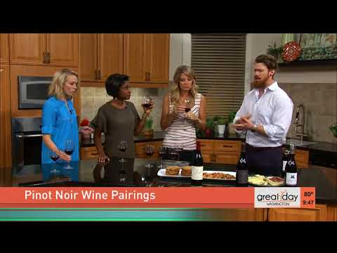 Perfect Pinot Noir Pairings From Sommelier, Theo Rutherford