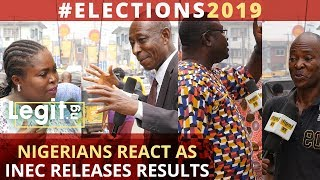 2019 Election: Nigerians react to Saraki's loss as INEC releases more results | Legit TV