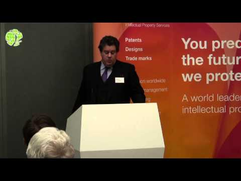 David Lloyd Owen - Keynote Address, Water Tech Invest