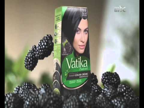Vatika Hair Color Strobary Youtube