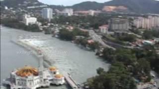 Tsunami 2004 at Tanjung Bungah Penang