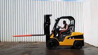 CATERPILLAR DP35N DIESEL FORKLIFT TRUCK FOR SALE