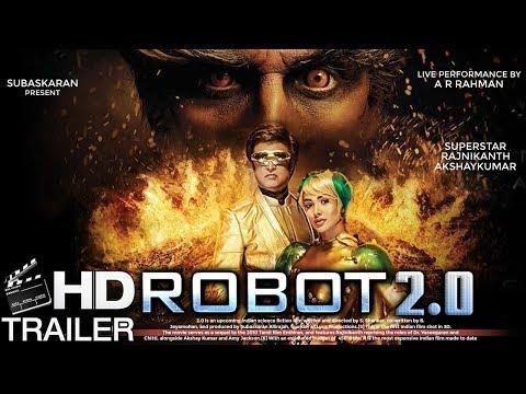 Robot 2 Teaser | Akshay Kumar , Rajinikanth & Amy Jackson By Director S. Shankar