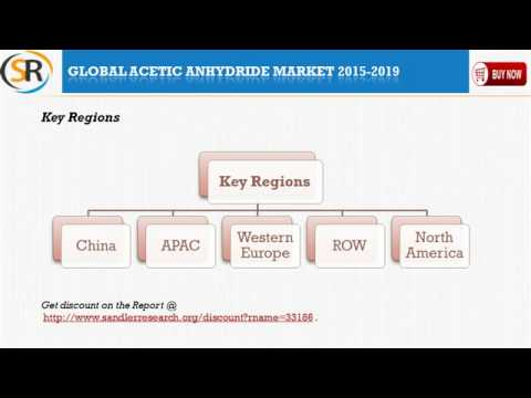 Global Acetic Anhydride Market 2015 2019