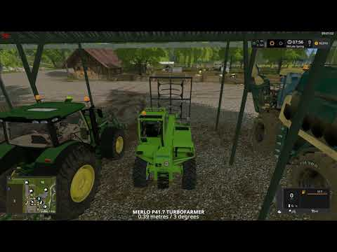 Farming Simulator 17 Seasons Pine Cove Farm Productions ep. 18 Animal needs