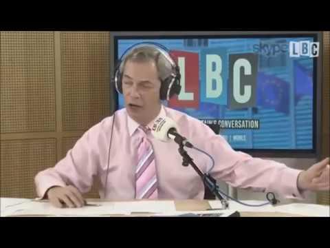 Nigel Farage Destroys Commons Speaker John Bercow
