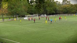 VIDEO: U17. Les buts de FC Nantes - AS Muret (3-1)