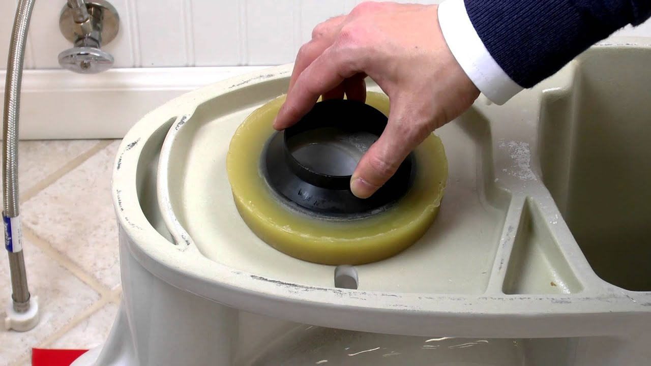 How To Install A Mainstream Overflow Protection Toilet