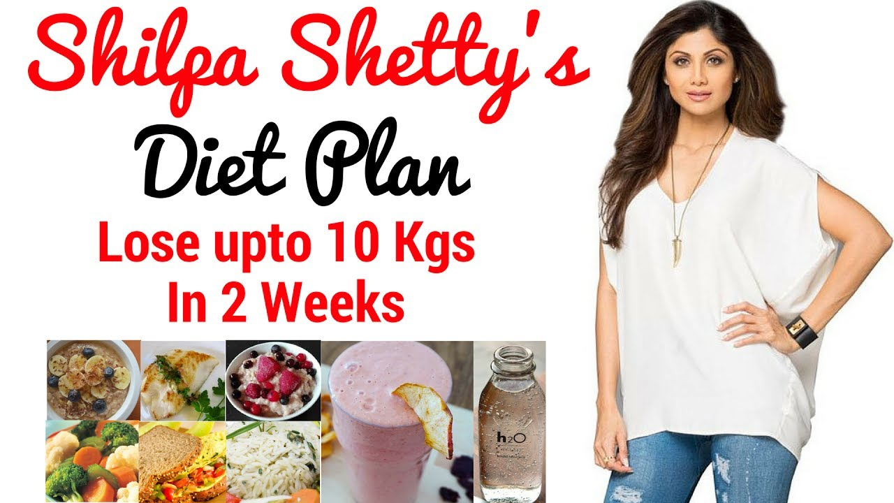 5 Celebrity-inspired meal plans – SheKnows