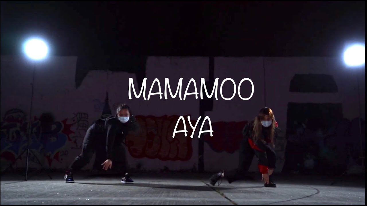 마마무(MAMAMOO) | 아야(AYA) | Lia X Jiwon Choreography | Cover