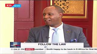 Former Nairobi Deputy Governor Jonathan Muekeon his take on BBI | Point Blank | Part 3