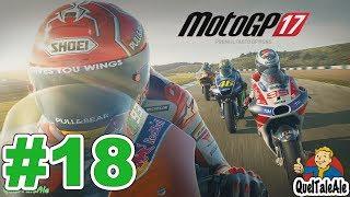 MotoGP 17 - Gameplay ITA - Carriera #18 - Si rischia ancora di più