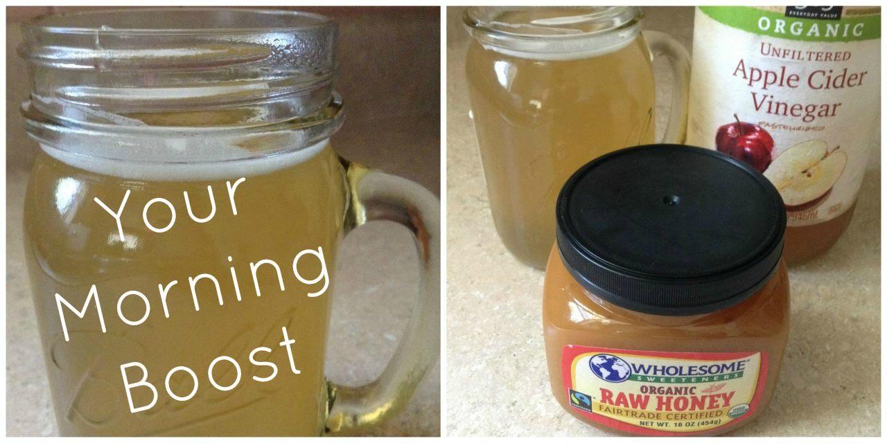 When to drink apple cider vinegar and honey