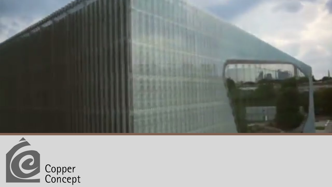 Muzeum Historii Żydów Polskich - film 1 - Miedź w Architekturze