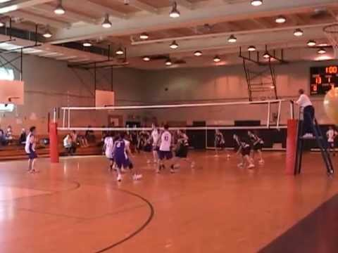 Tottenville VS MSIT Boys Volleyball Staten Island Championship 2007 Part 2