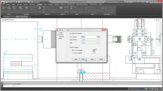 AutoCAD Mechanical 2018 - 700,000 standard parts and features
