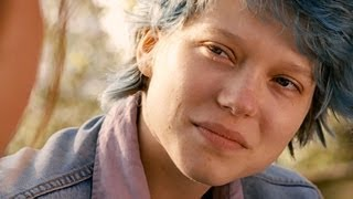 BLUE IS THE WARMEST COLOR CLIP | Festival 2013