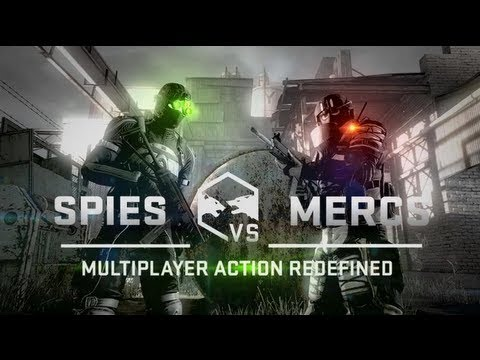 Splinter Cell Blacklist - Spies Vs. Mercs - Old Meets New - 0 - Splinter Cell Blacklist – Spies Vs. Mercs – Old Meets New