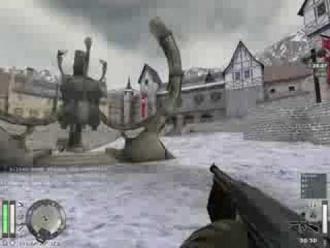 Eltz Castle - Wolfenstein Enemy Territory