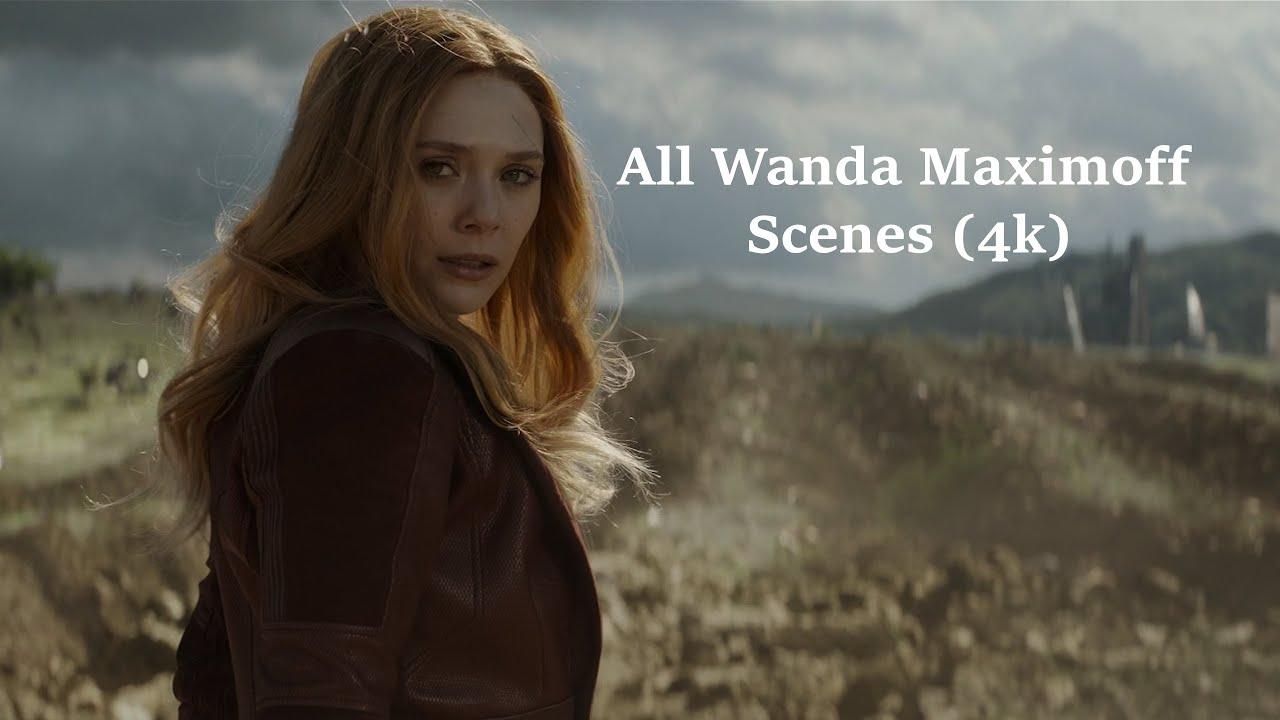 Download All Wanda Maximoff Scenes (4K ULTRA HD)