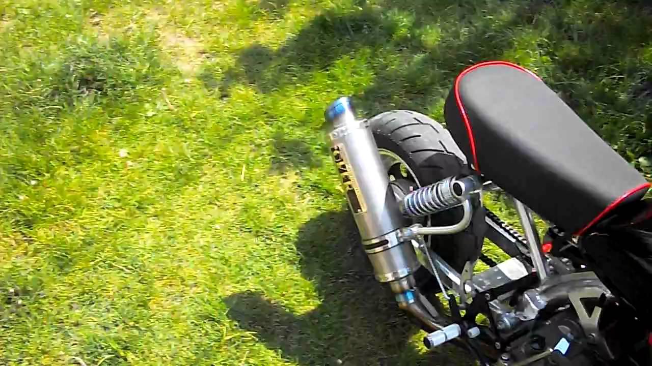 Honda Z50 Bajahonda Monkey Gorilla Update 1 Takegawa Kitaco 12v Electrical Wiring Diagram Of Z50jp Kit Htb 184 Et Pot Over Doovi