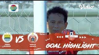 Persib Bandung (2) vs (0) Persija Jakarta - Goal Highlights | Shopee Liga 1