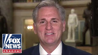 Rep. McCarthy reacts to Trump