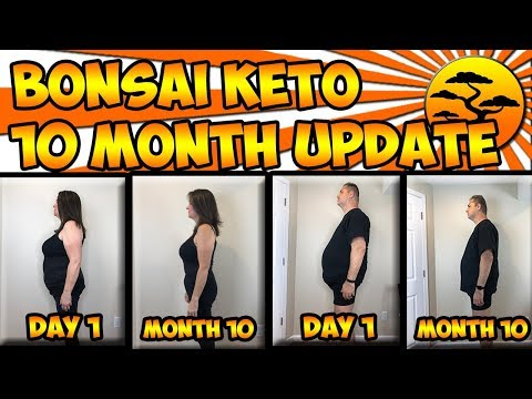 10-month-keto-update---104lbs-gone!-dual-chaffle-bowl,-e-bikes,-doctor-visit,-pictures,-bmi,-inches