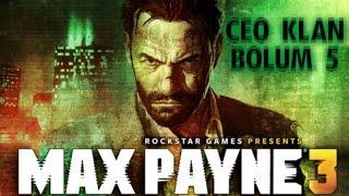 Max Payne 3 - Bölum 5:Giovanna bahane ALTIN SILAH şahane