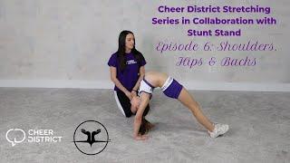 Stretching Series - Episode 6 - Shoulders, Hips & Backs
