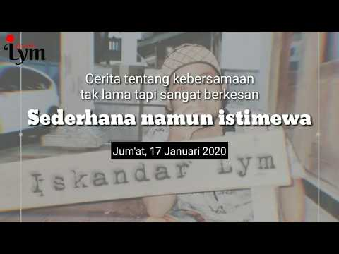 SEDERHANA NAMUN ISTIMEWA