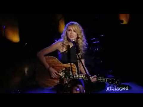 Untouchable Cover By Taylor Swiftlive At Stripped Hq Youtube