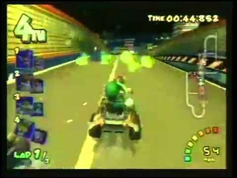 Mario Kart   Double Dash   Gamecube   Commercial  Trailer   2003   Nintendo 4