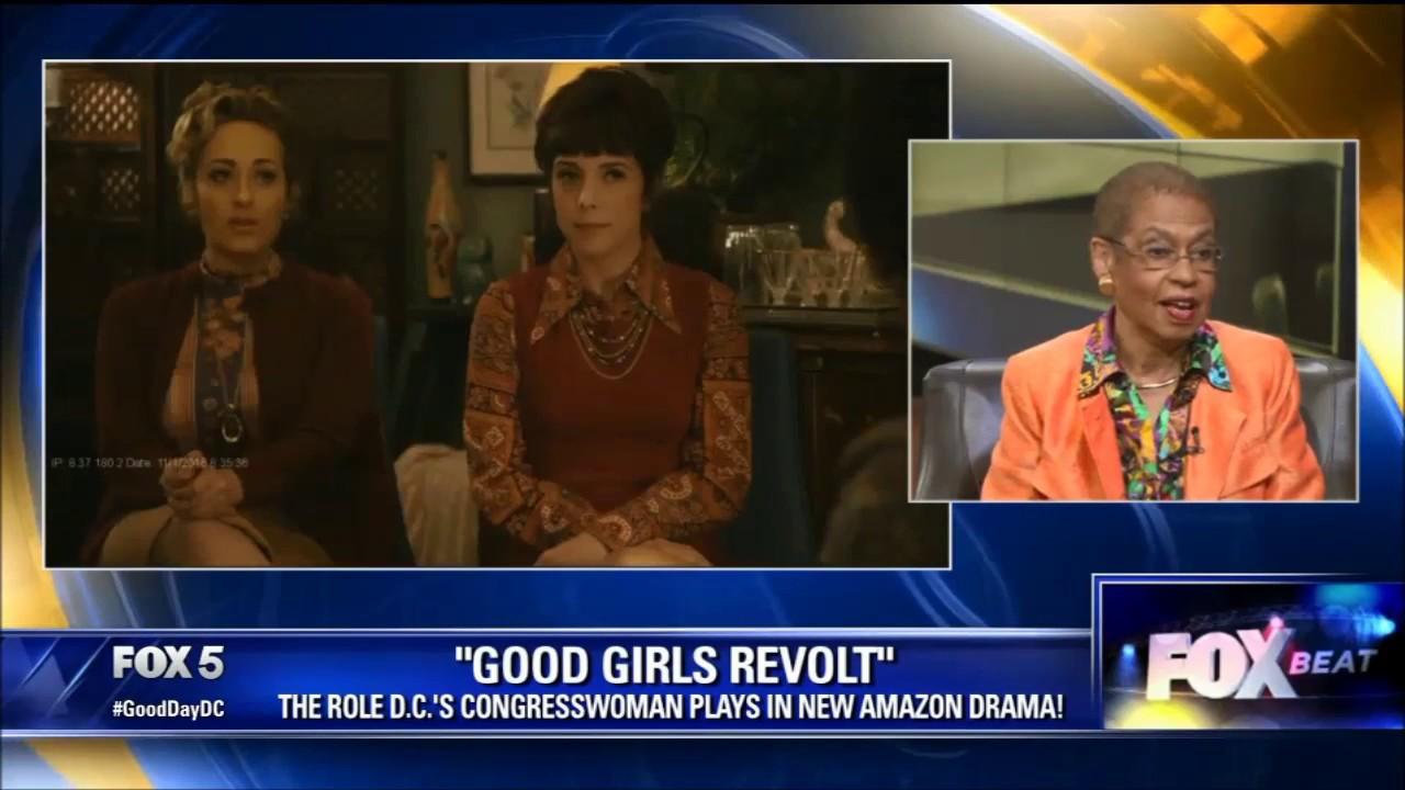 "Download Norton Discusses ""Good Girls Revolt"" Series on FOX 5"
