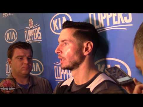 JJ Redick on becoming an ordained minister. HoopJab