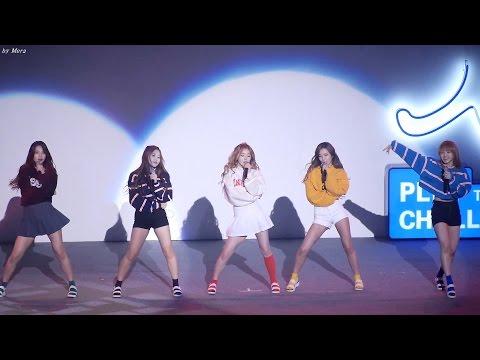 151119 레드벨벳 (Red Velvet) Huff n Puff [전체]직캠 Fancam (잠실실내체육관) by Mera