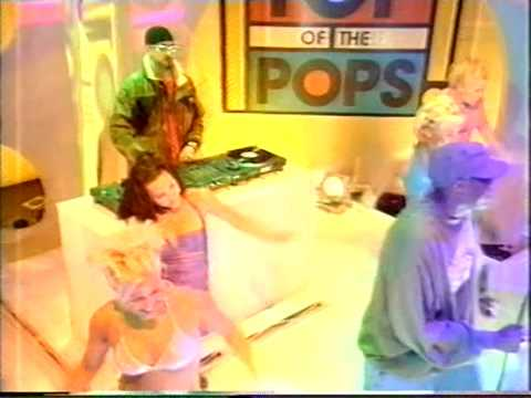 Armand Van Helden - You Don't Know Me TOTP 1999
