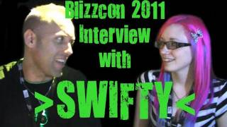 Blizzcon 2011: Swifty Chats with Panser | Blizzcon | TradeChat