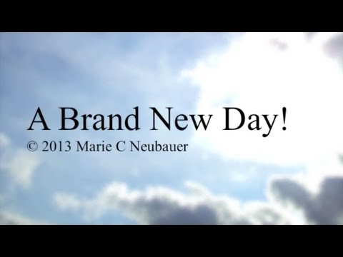 A Brand New Day! New Gospel Song