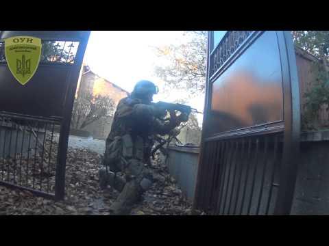 Відео реального бою