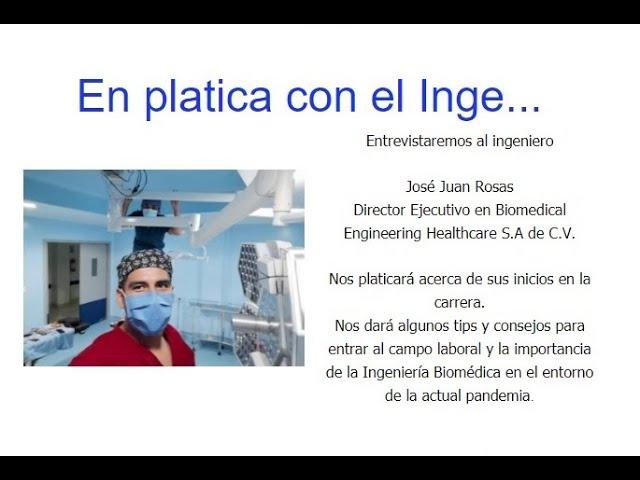 Estudiar ingeniería biomédica, vivencias y tips para estudiantes de un Ingeniero con experiencia.