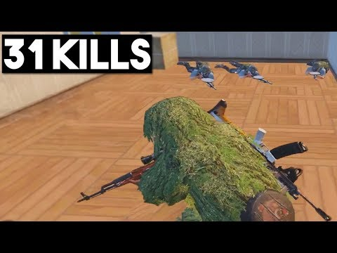 THIS WEAPON COMBO IS FREE WINS | 31 KILLS SOLO vs SQUADS | PUBG Mobile