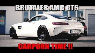 AMG GTS - EDITION ONE * CARPORN * White Angel | Folienprinz