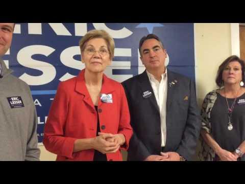 Elizabeth Warren shrugs off idea of a Curt Schilling Senate run