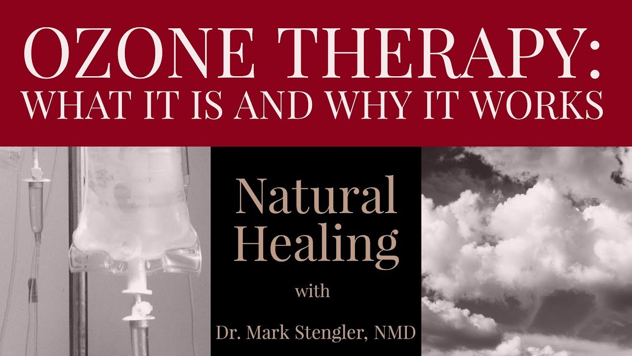 Ozone therapy research papers