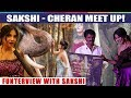 யானை காதில் Sakshi சொன்ன ரகசியம்! | Sakshi about her bold Photoshoot | Prime Cinema