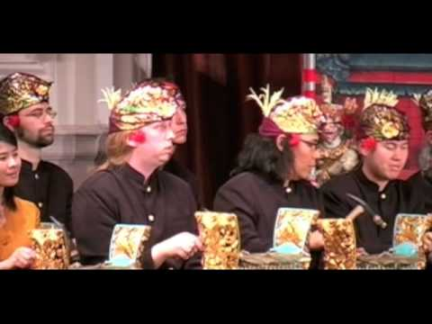 The Rhythms of Bali Gamelan Music