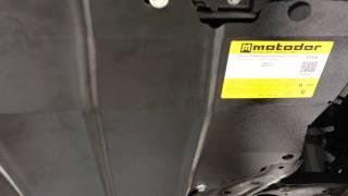 видео Обвес и защита бамперов Mazda CX-5 2011-2015