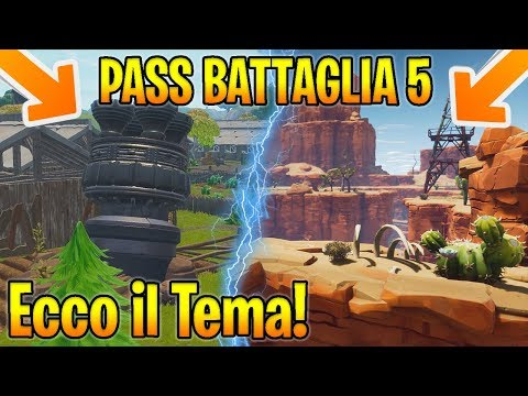 Tutte Le Novita 39 Del Pass Battaglia 5 Di Fortnite Battle