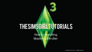 The Sims 3 Master Controller Download Tutorial